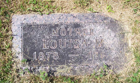 HORN GUBBELS, LOUISA M. (MOTHER) - Shelby County, Iowa | LOUISA M. (MOTHER) HORN GUBBELS