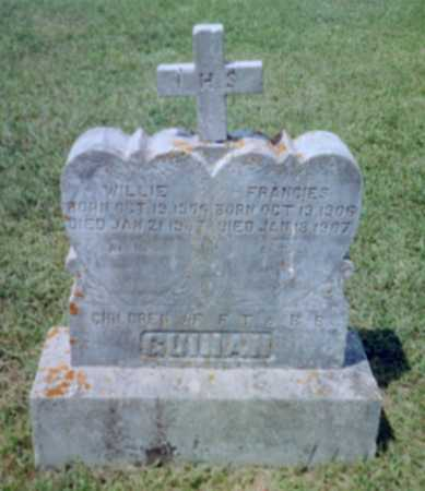 GUINAN, WILLIE - Shelby County, Iowa | WILLIE GUINAN