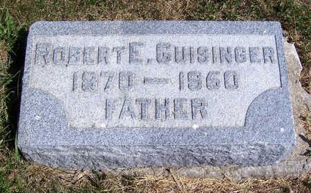 GUISINGER, ROBERT E. (FATHER) - Shelby County, Iowa | ROBERT E. (FATHER) GUISINGER