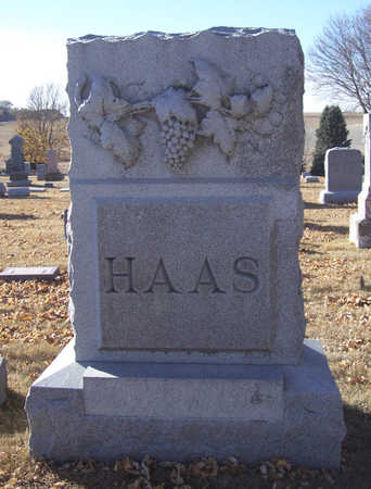 HAAS, (LOT) - Shelby County, Iowa | (LOT) HAAS