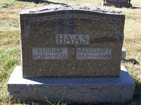HAAS, MARGARET - Shelby County, Iowa | MARGARET HAAS