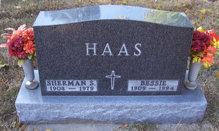 HAAS, SHERMAN S. - Shelby County, Iowa | SHERMAN S. HAAS