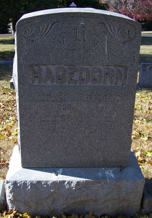 HAGEDORN, LOUISE - Shelby County, Iowa | LOUISE HAGEDORN