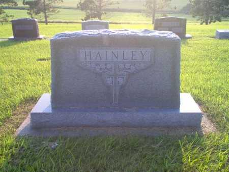 HAINLEY, FAMILY MONUMENT  (FRANCIS) - Shelby County, Iowa | FAMILY MONUMENT  (FRANCIS) HAINLEY