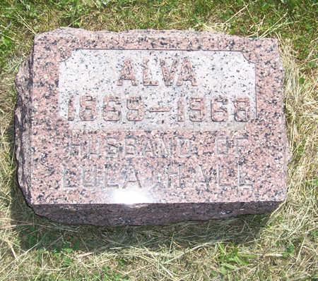 HALL, ALVA - Shelby County, Iowa | ALVA HALL