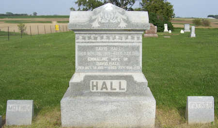 HALL, DAVID - Shelby County, Iowa | DAVID HALL
