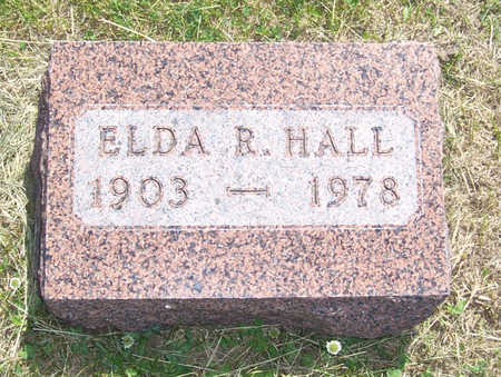 HALL, ELDA R. - Shelby County, Iowa | ELDA R. HALL