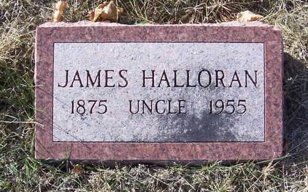 HALLORAN, JAMES - Shelby County, Iowa | JAMES HALLORAN