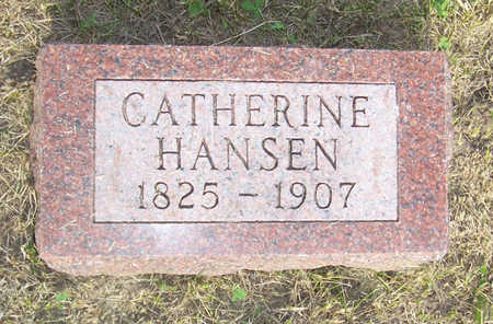 HANSEN, CATHERINE - Shelby County, Iowa | CATHERINE HANSEN
