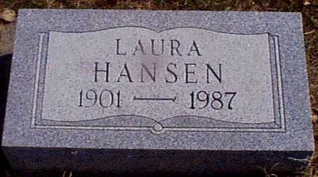 HANSEN, LAURA - Shelby County, Iowa | LAURA HANSEN