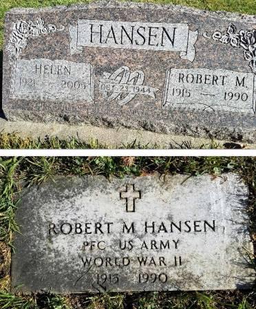 HANSEN, ROBERT M. - Shelby County, Iowa | ROBERT M. HANSEN