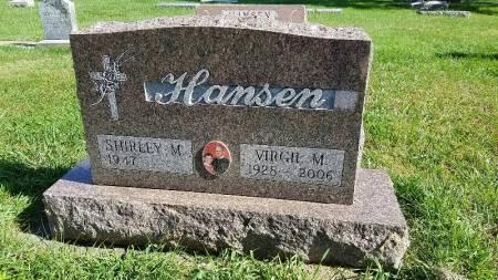 HANSEN, VIRGIL M. - Shelby County, Iowa | VIRGIL M. HANSEN