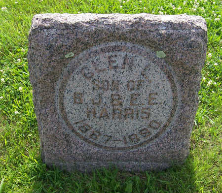 HARRIS, GLEN L. - Shelby County, Iowa | GLEN L. HARRIS