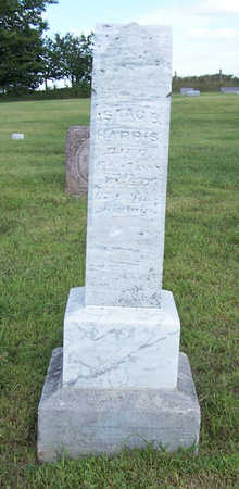 HARRIS, ISAAC B. - Shelby County, Iowa | ISAAC B. HARRIS