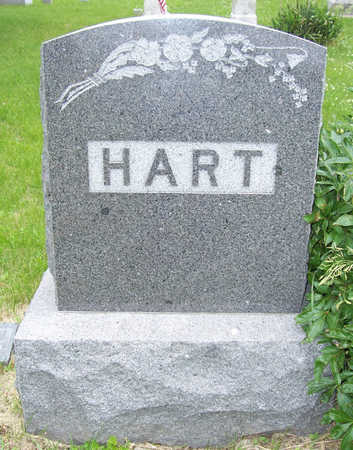 HART, JEROME & FANNY (LOT) - Shelby County, Iowa | JEROME & FANNY (LOT) HART