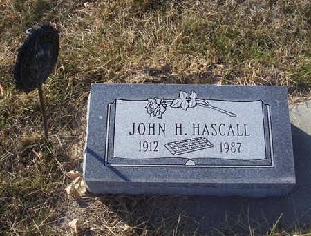 HASCALL, JOHN H. - Shelby County, Iowa | JOHN H. HASCALL