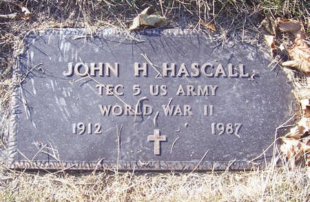 HASCALL, JOHN H. (MILITARY) - Shelby County, Iowa | JOHN H. (MILITARY) HASCALL
