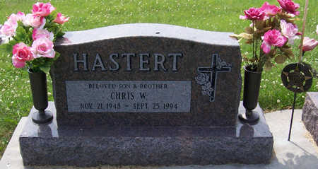 HASTERT, CHRIS W. - Shelby County, Iowa | CHRIS W. HASTERT