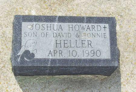 HELLER, JOSHUA H. - Shelby County, Iowa | JOSHUA H. HELLER