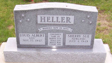HELLER, SHERRY SUE - Shelby County, Iowa | SHERRY SUE HELLER