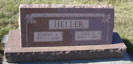 HELLER, ROBERT A. - Shelby County, Iowa | ROBERT A. HELLER
