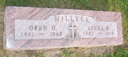 HILLYER, OREN O. - Shelby County, Iowa | OREN O. HILLYER