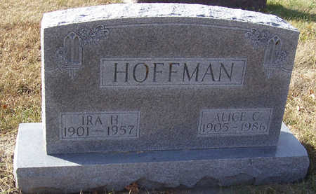 HOFFMAN, ALICE C. - Shelby County, Iowa | ALICE C. HOFFMAN