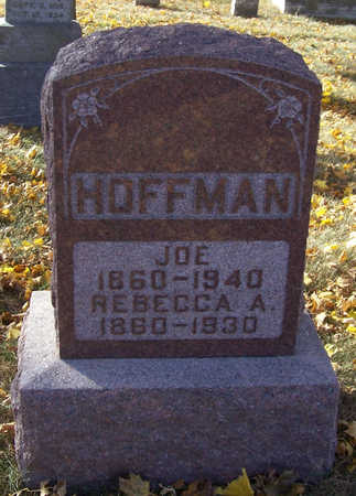 HOFFMAN, JOE - Shelby County, Iowa | JOE HOFFMAN