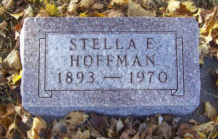 HOFFMAN, STELLA E. - Shelby County, Iowa | STELLA E. HOFFMAN