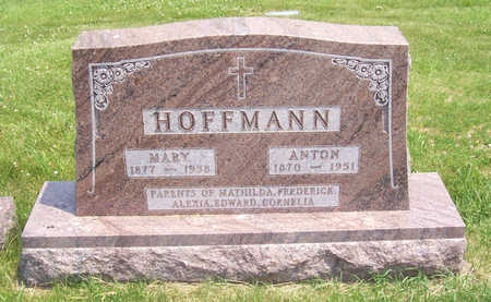 WINGERT HOFFMANN, MARY - Shelby County, Iowa | MARY WINGERT HOFFMANN