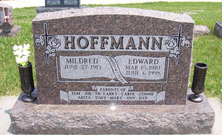 HOFFMANN, MILDRED - Shelby County, Iowa | MILDRED HOFFMANN