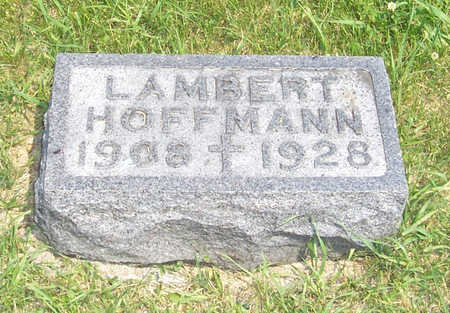 HOFFMANN, LAMBERT - Shelby County, Iowa | LAMBERT HOFFMANN