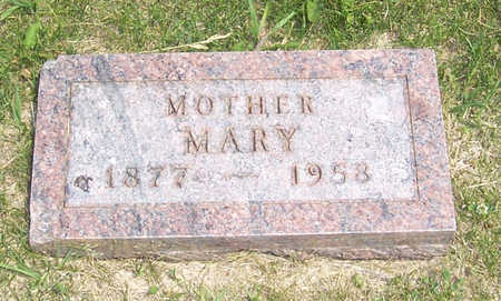 WINGERT HOFFMANN, MARY (MOTHER) - Shelby County, Iowa | MARY (MOTHER) WINGERT HOFFMANN