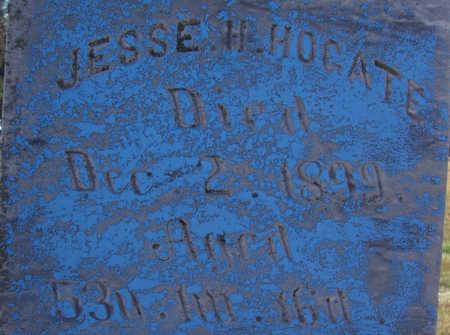 HOGATE, JESSE H. (CLOSE-UP) - Shelby County, Iowa | JESSE H. (CLOSE-UP) HOGATE