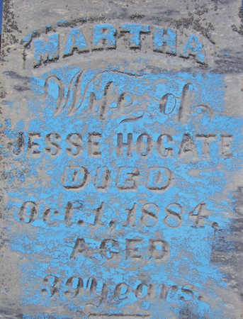 HOGATE, MARTHA (CLOSE-UP) - Shelby County, Iowa | MARTHA (CLOSE-UP) HOGATE