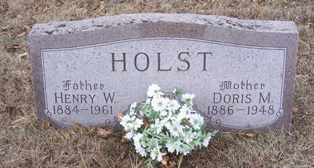 HOLST, DORIS M. (MOTHER) - Shelby County, Iowa | DORIS M. (MOTHER) HOLST