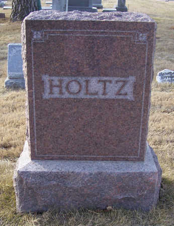 HOLTZ, FRED & ANNA (LOT) - Shelby County, Iowa | FRED & ANNA (LOT) HOLTZ