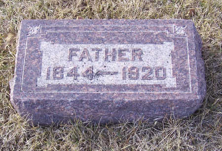 HOLTZ, FRED (FATHER) - Shelby County, Iowa | FRED (FATHER) HOLTZ