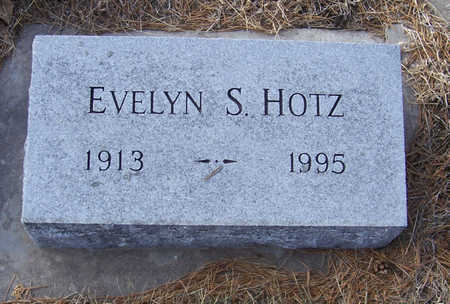 HOTZ, EVELYN S. - Shelby County, Iowa | EVELYN S. HOTZ