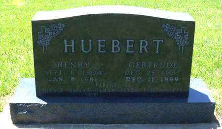 HUEBERT, HENRY - Shelby County, Iowa | HENRY HUEBERT