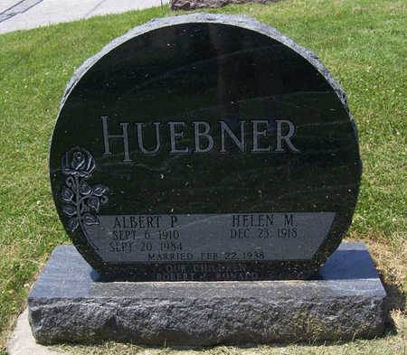 HUEBNER, ALBERT P. - Shelby County, Iowa | ALBERT P. HUEBNER