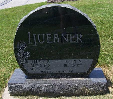 HUEBNER, HELEN M. - Shelby County, Iowa | HELEN M. HUEBNER