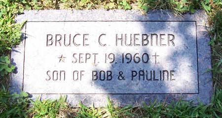 HUEBNER, BRUCE C. - Shelby County, Iowa | BRUCE C. HUEBNER