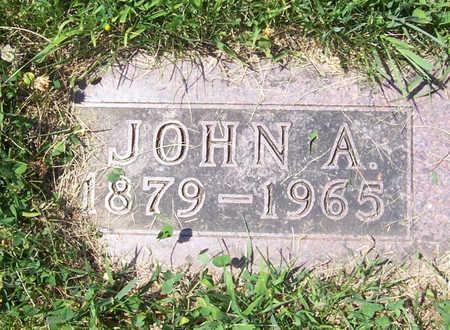 HUEBNER, JOHN A. - Shelby County, Iowa | JOHN A. HUEBNER