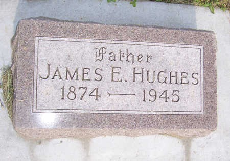 HUGHES, JAMES E. - Shelby County, Iowa | JAMES E. HUGHES