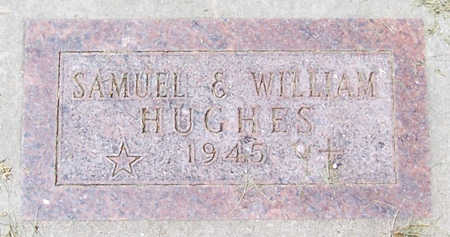 HUGHES, WILLIAM - Shelby County, Iowa | WILLIAM HUGHES