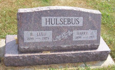 HULSEBUS, B. LULU - Shelby County, Iowa | B. LULU HULSEBUS
