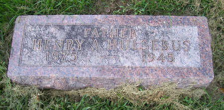 HULSEBUS, HENRY A. (FATHER) - Shelby County, Iowa   HENRY A. (FATHER) HULSEBUS