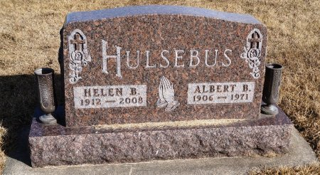 HULSEBUS, ALBERT B. - Shelby County, Iowa | ALBERT B. HULSEBUS