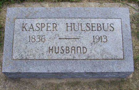 HULSEBUS, KASPER (HUSBAND) - Shelby County, Iowa | KASPER (HUSBAND) HULSEBUS